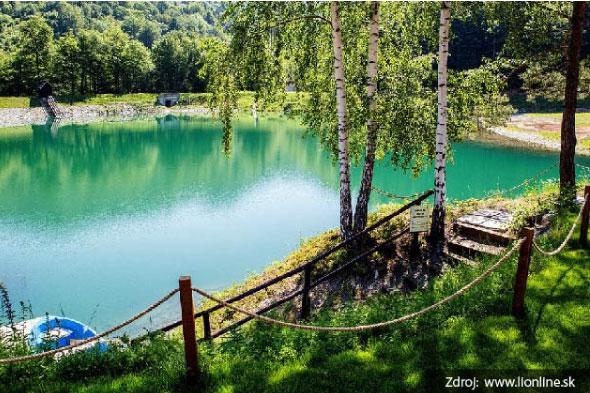 slovensko-tajchy