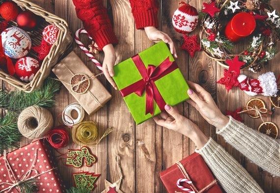 60 tipů na vánoční dárky